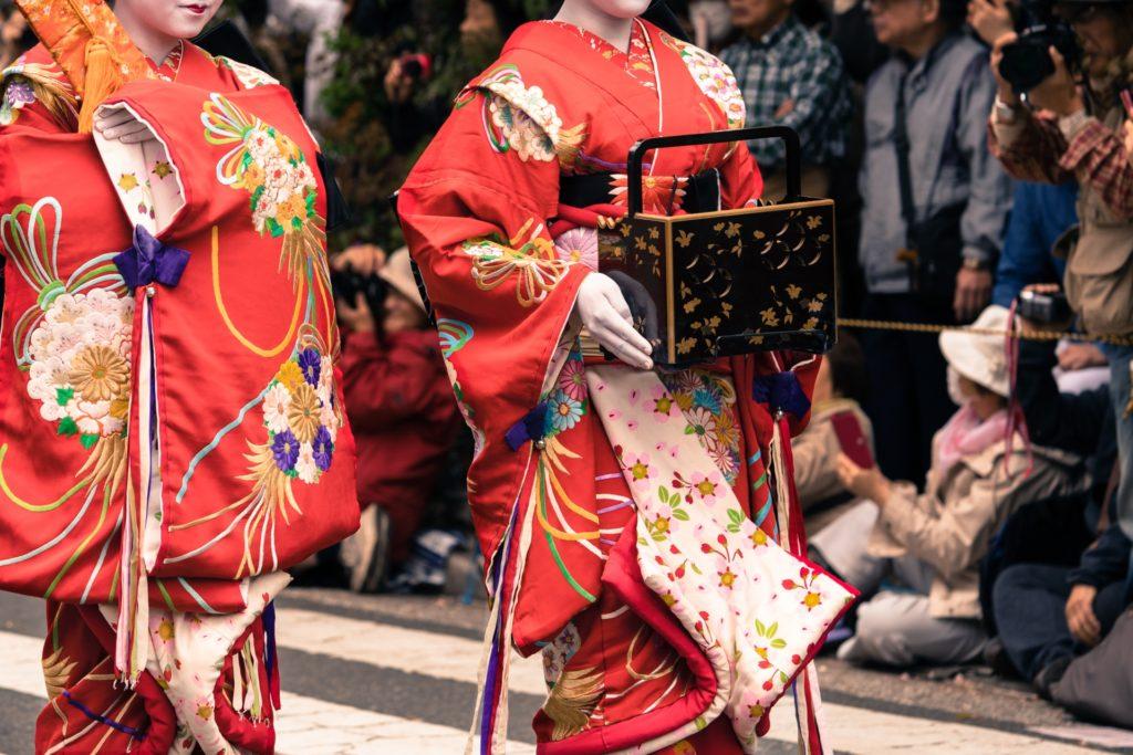 品川宿場祭り2019の屋台やスケジュール・花魁道中のルートは?